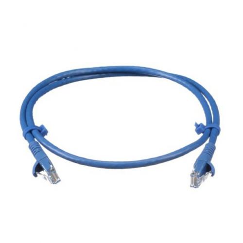 NKU6PC3MBU_2 สายแลนสีน้ำเงิน Panduit