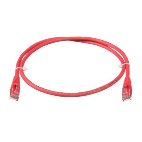 NKU6PC3MRD_2 สายแลนสีแดง Panduit